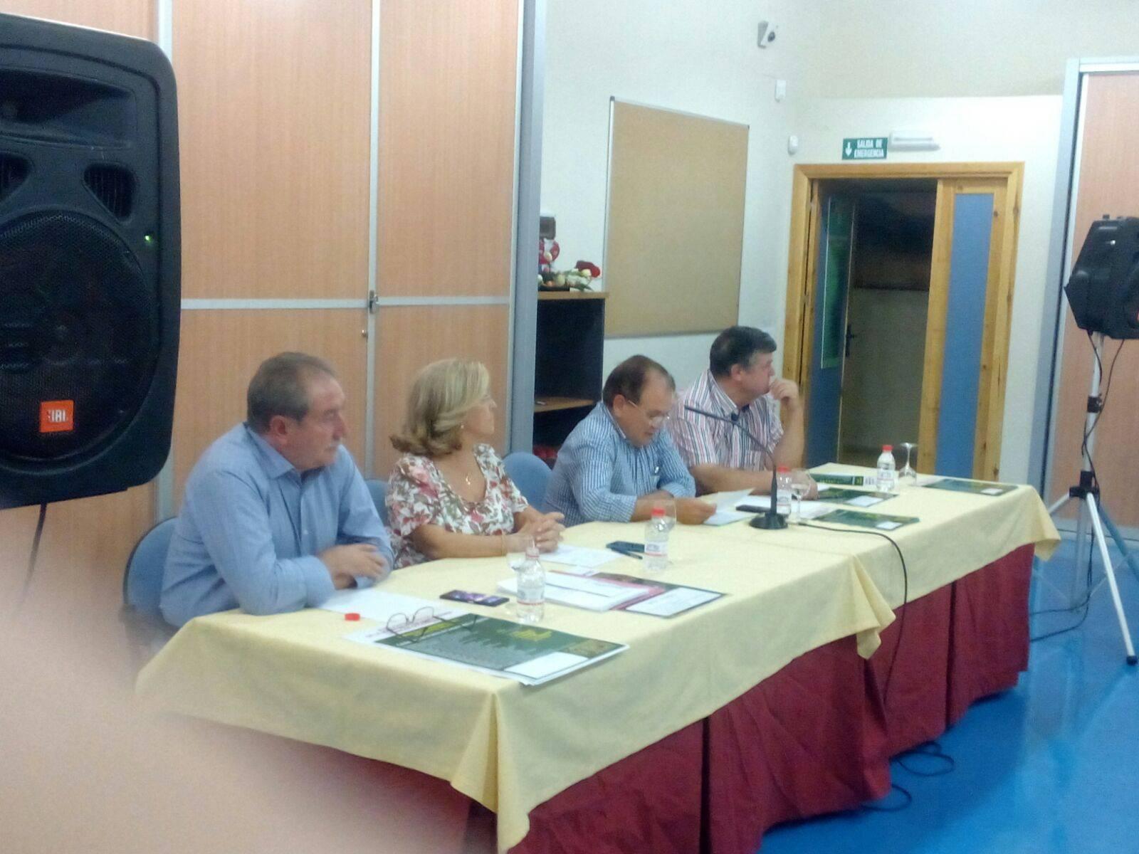 """Presentada la candidatura de """"Unión de Comunidades y Regantes"""" en Herencia 19"""