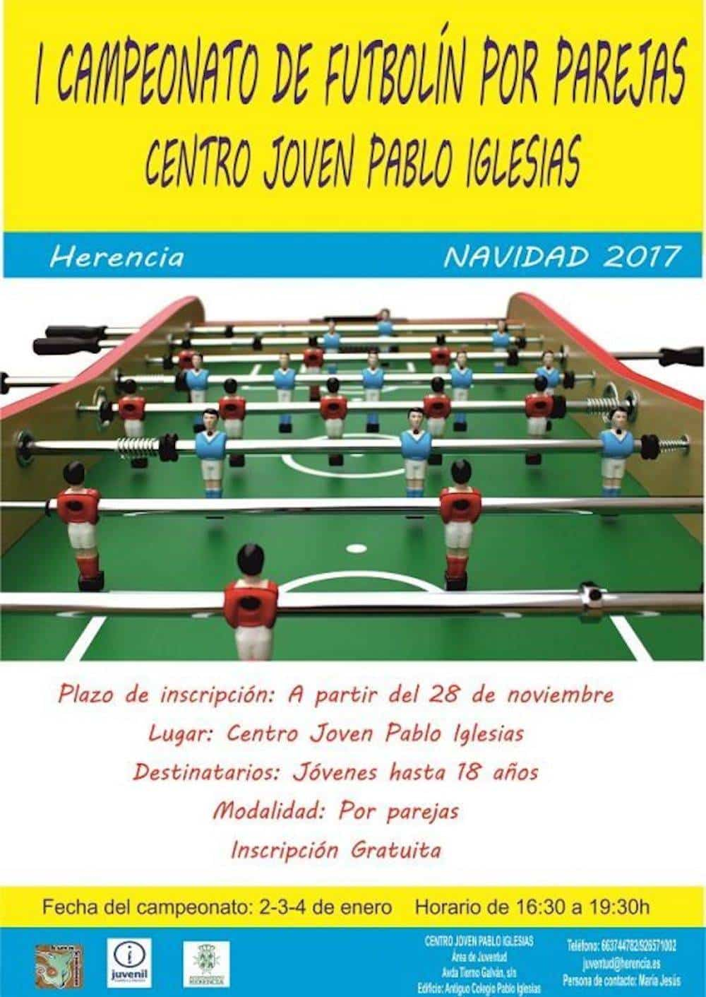 I Campeonato de Futbolín