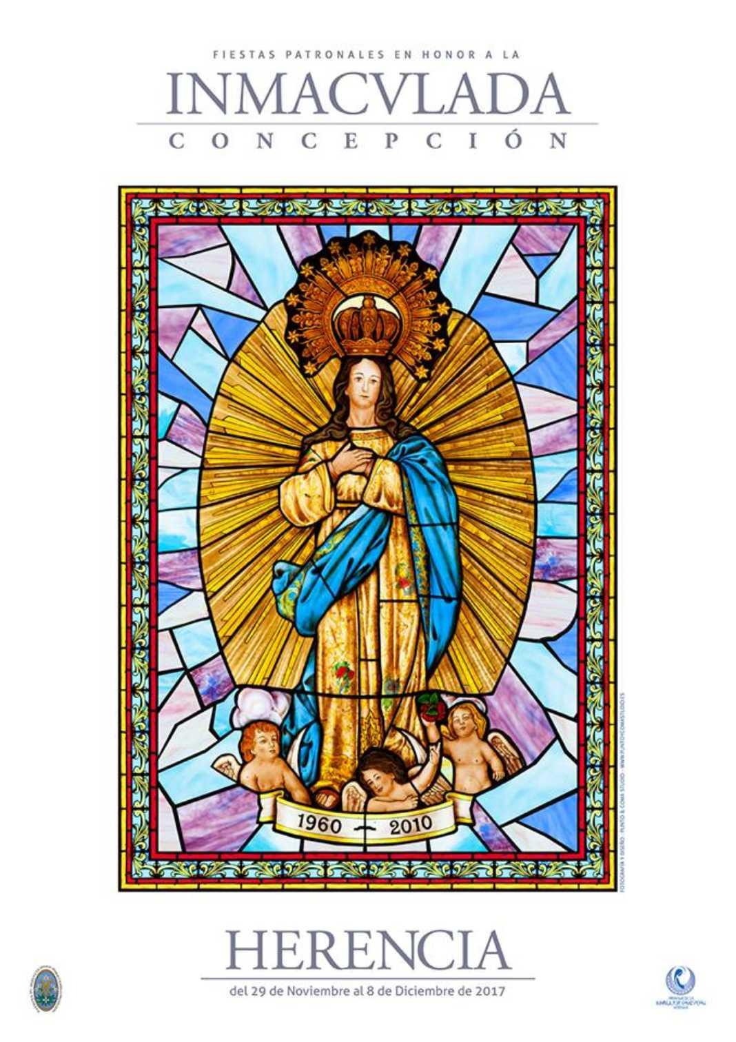 Fiesta de la Inmaculada Concepción en Herencia 4