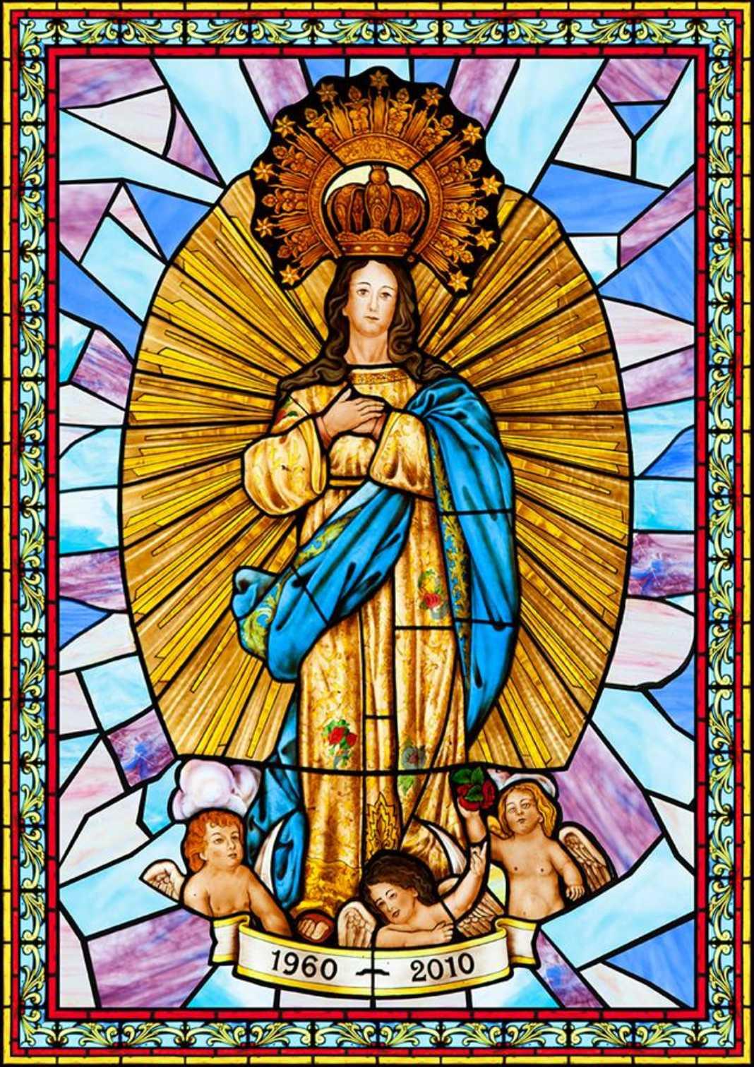 Cartel fiestas patronales inmaculada concepcion de Herencia 2017a 1068x1512 - Actos de las fiestas patronales en honor a la Inmaculada Concepción