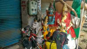 Perlé destino al Nepal. 39