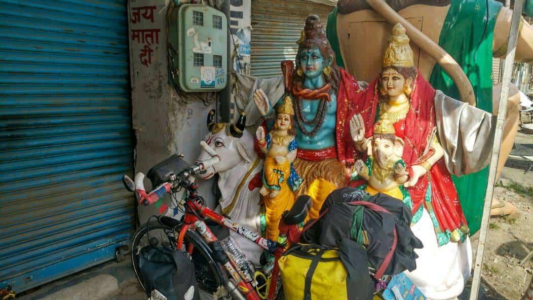 Perlé destino al Nepal. 22