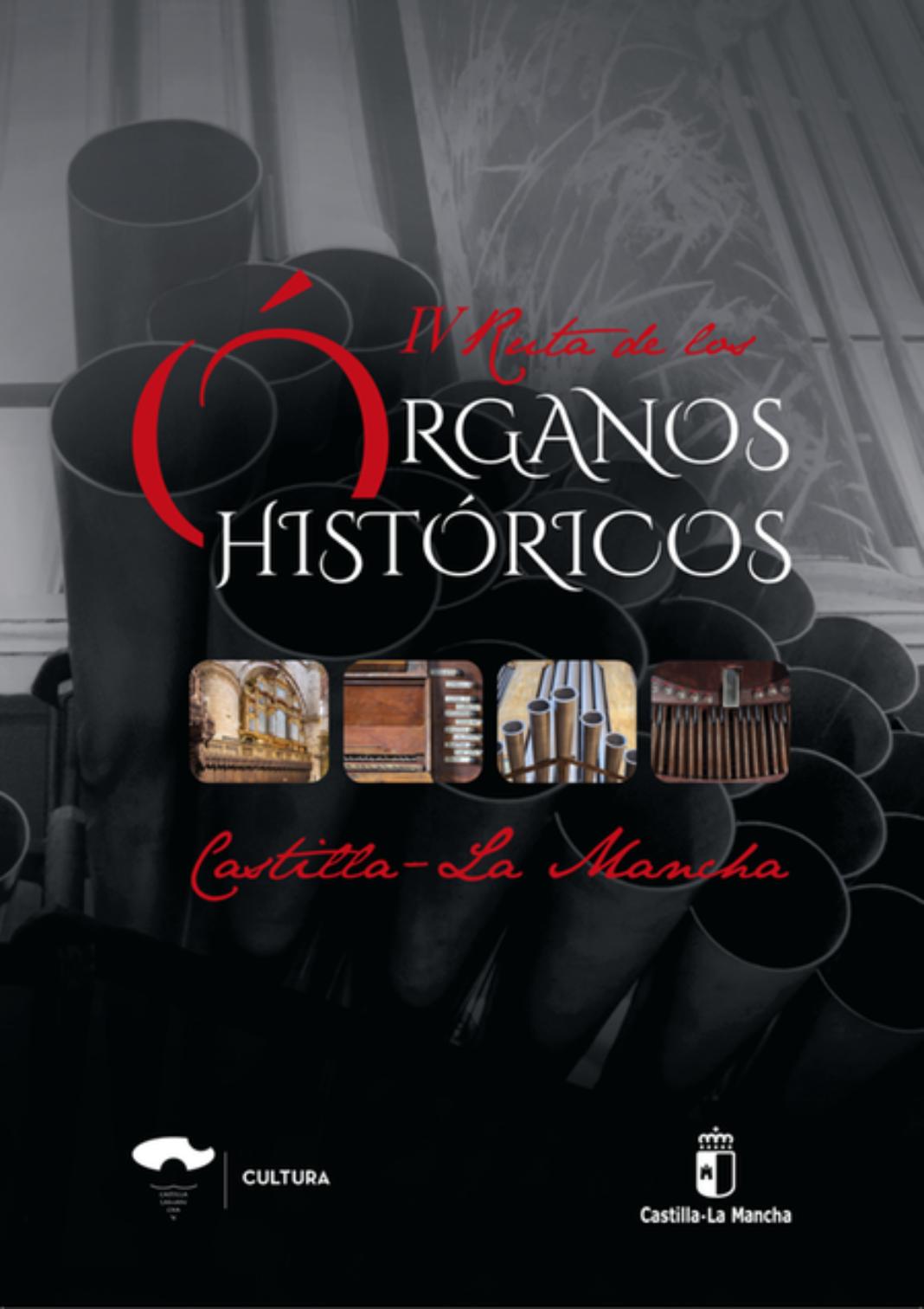 IV Ruta de Organos Historicos de Castilla LA Mancha 1 1068x1512 - Concierto de órgano a cargo del grupo Audi-Filia
