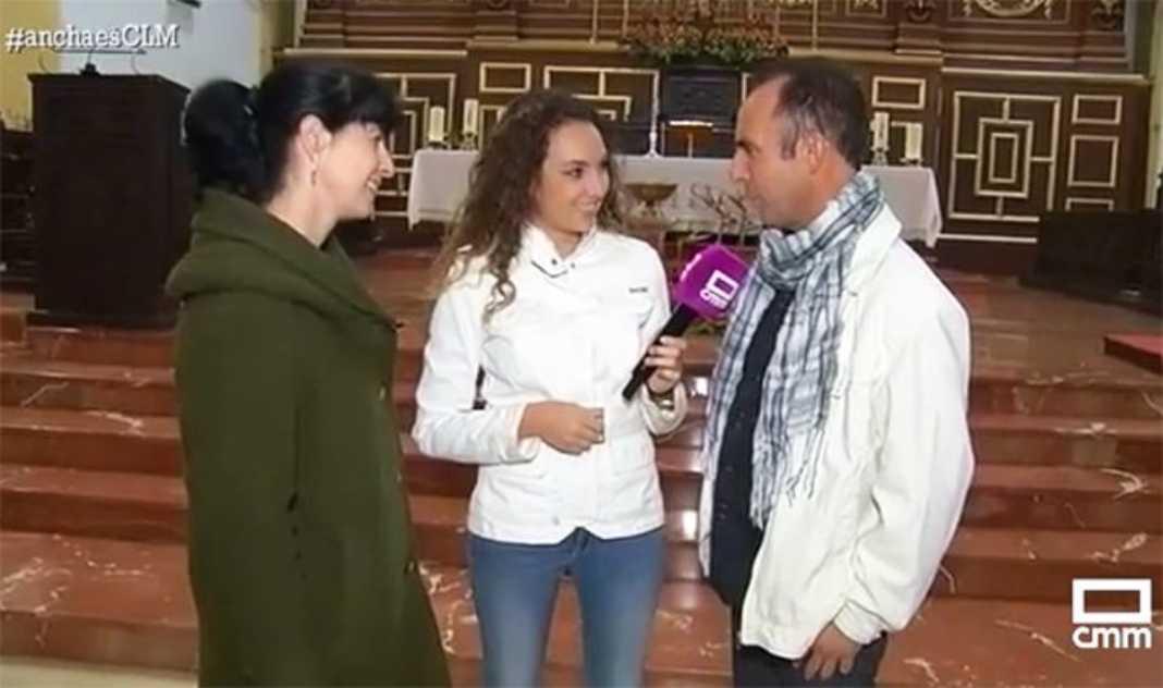 Cis Adar entrevistados por Castilla-La Mancha Media 2