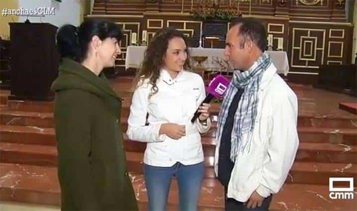 Miguel y Mariavi de Cis Adar en CMMedia Ancha es Castilla La Mancha - Cis Adar entrevistados por Castilla-La Mancha Media