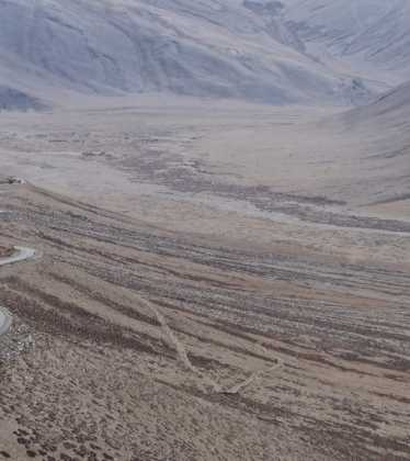 Perlé atravesando la singular Cachemira 107