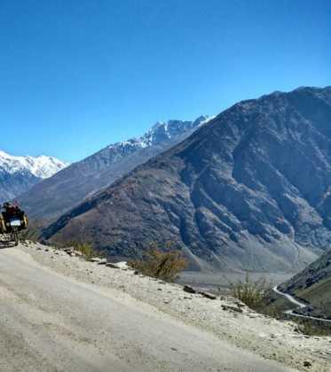 Perlé atravesando la singular Cachemira 101