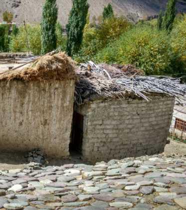 Perlé atravesando la singular Cachemira 97