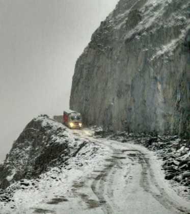 Perlé atravesando la singular Cachemira 94
