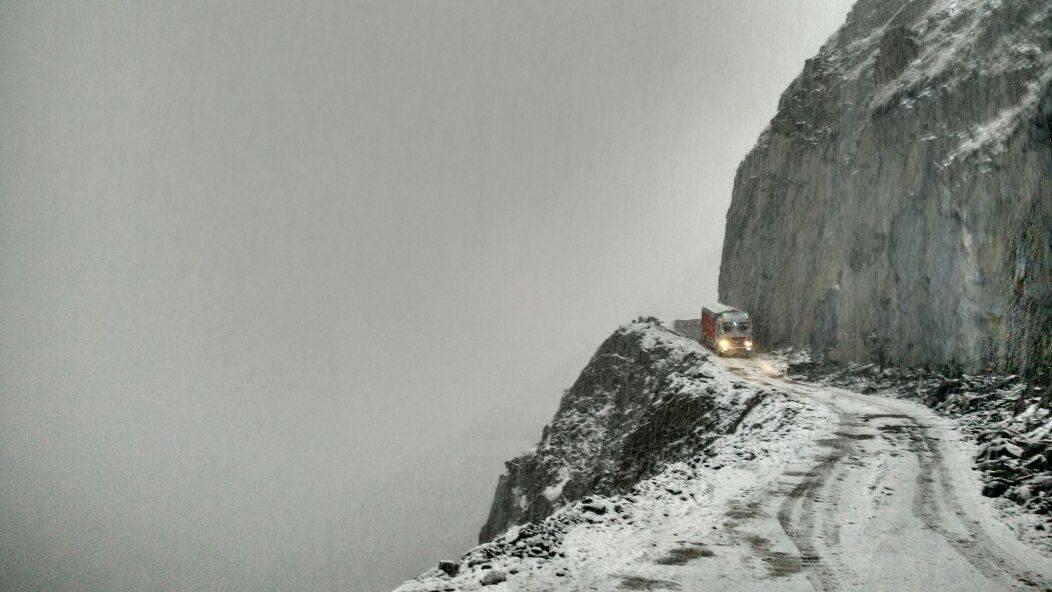 Perlé atravesando la singular Cachemira 53