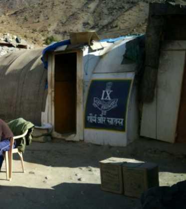 Perlé atravesando la singular Cachemira 90