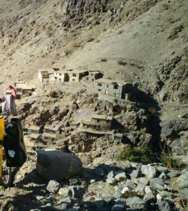 Perlé atravesando la singular Cachemira 89
