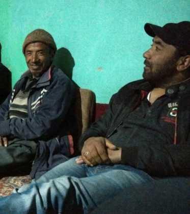 Perlé atravesando la singular Cachemira 87
