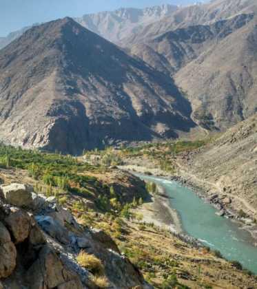 Perlé atravesando la singular Cachemira 86