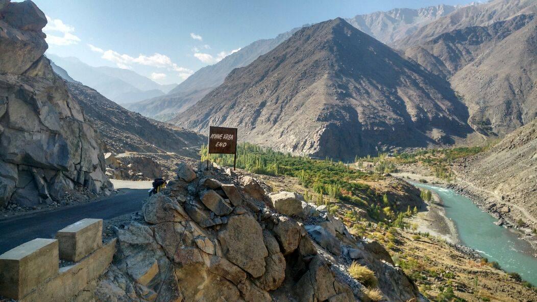 Perlé atravesando la singular Cachemira 45