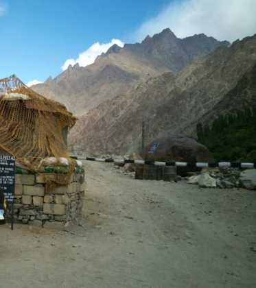 Perlé atravesando la singular Cachemira 83