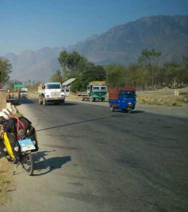 Perlé atravesando la singular Cachemira 75