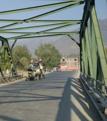 Perlé atravesando la singular Cachemira 71