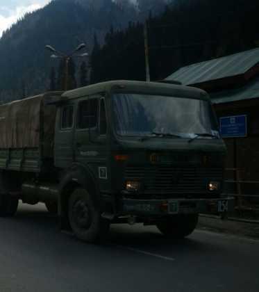 Perlé atravesando la singular Cachemira 68