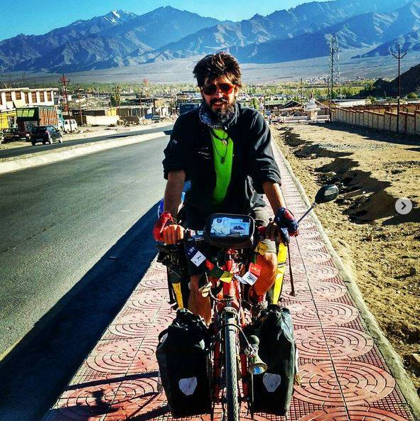 Perlé atravesando la singular Cachemira 60