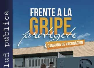 Campaña Antigripal de Castilla-La Mancha