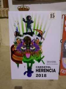 Elige el cartel de Carnaval de Herencia 2018 que más te gusta… 11