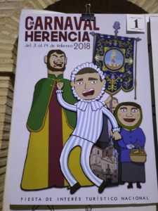 Elige el cartel de Carnaval de Herencia 2018 que más te gusta… 12