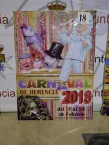 Elige el cartel de Carnaval de Herencia 2018 que más te gusta… 13