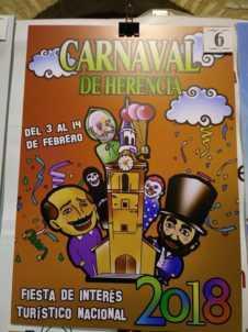 carteles carnaval herencia 2018 fiesta interes nacional -14