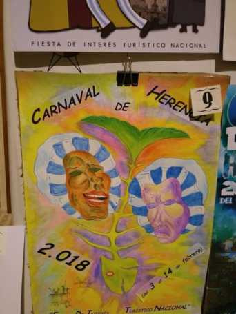 carteles carnaval herencia 2018 fiesta interes nacional -15