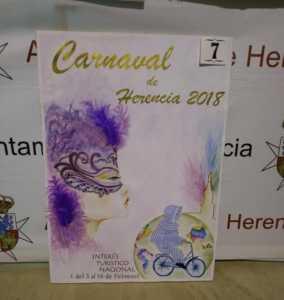 Elige el cartel de Carnaval de Herencia 2018 que más te gusta… 17