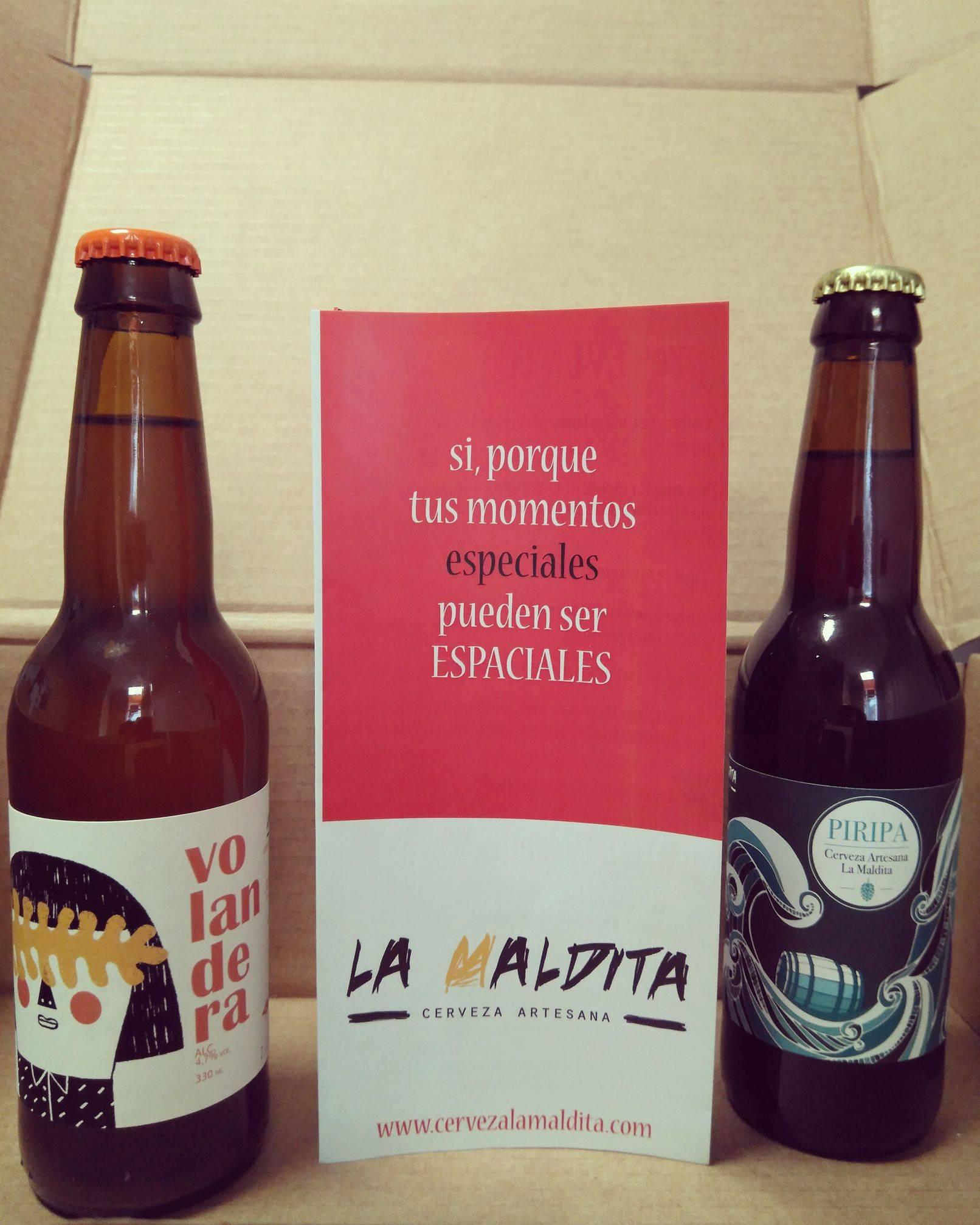 cervezas la maldita bodas - II Feria de Bodas y Ceremonias en Herencia