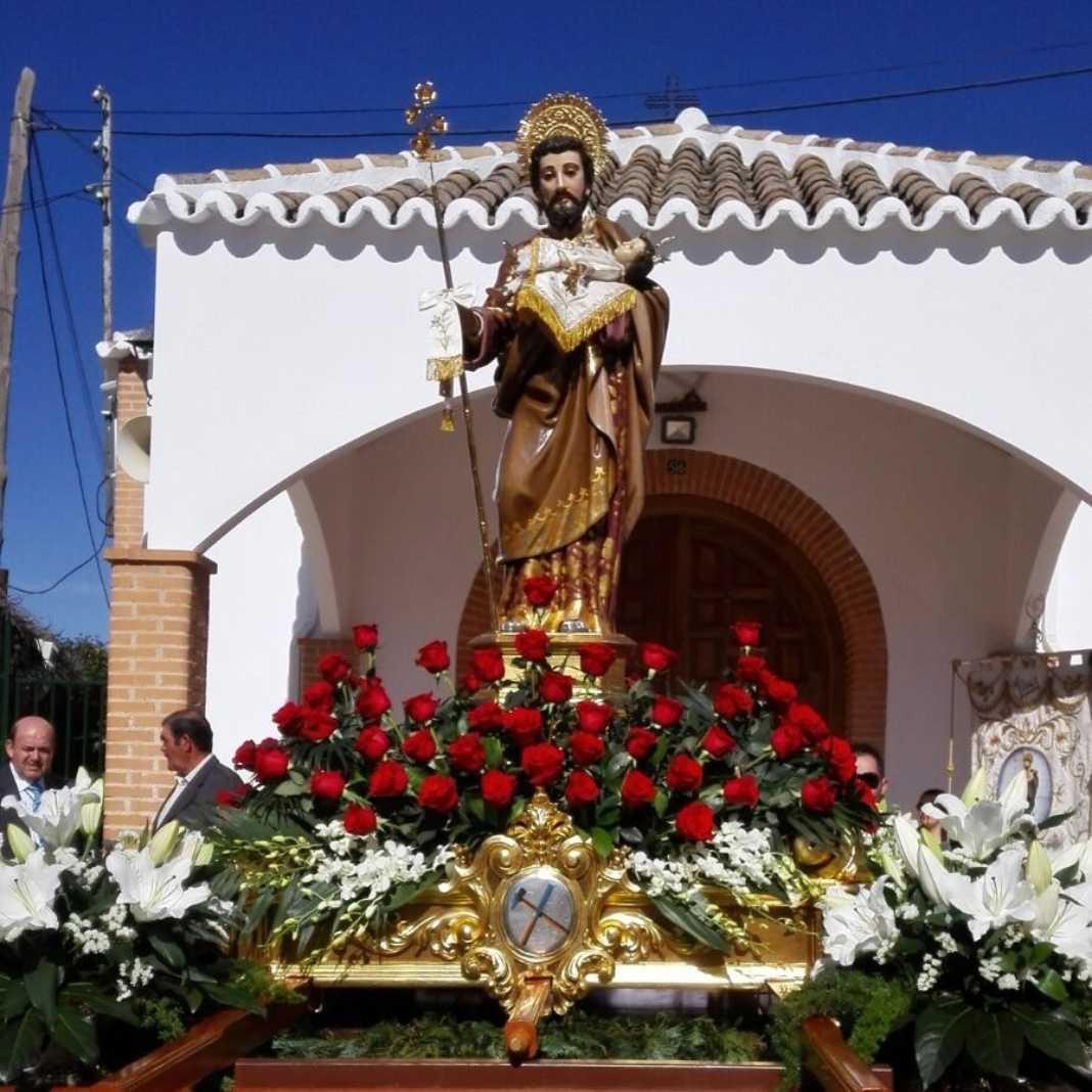 Detenidos los autores del robo en la ermita de San José en Herencia 4