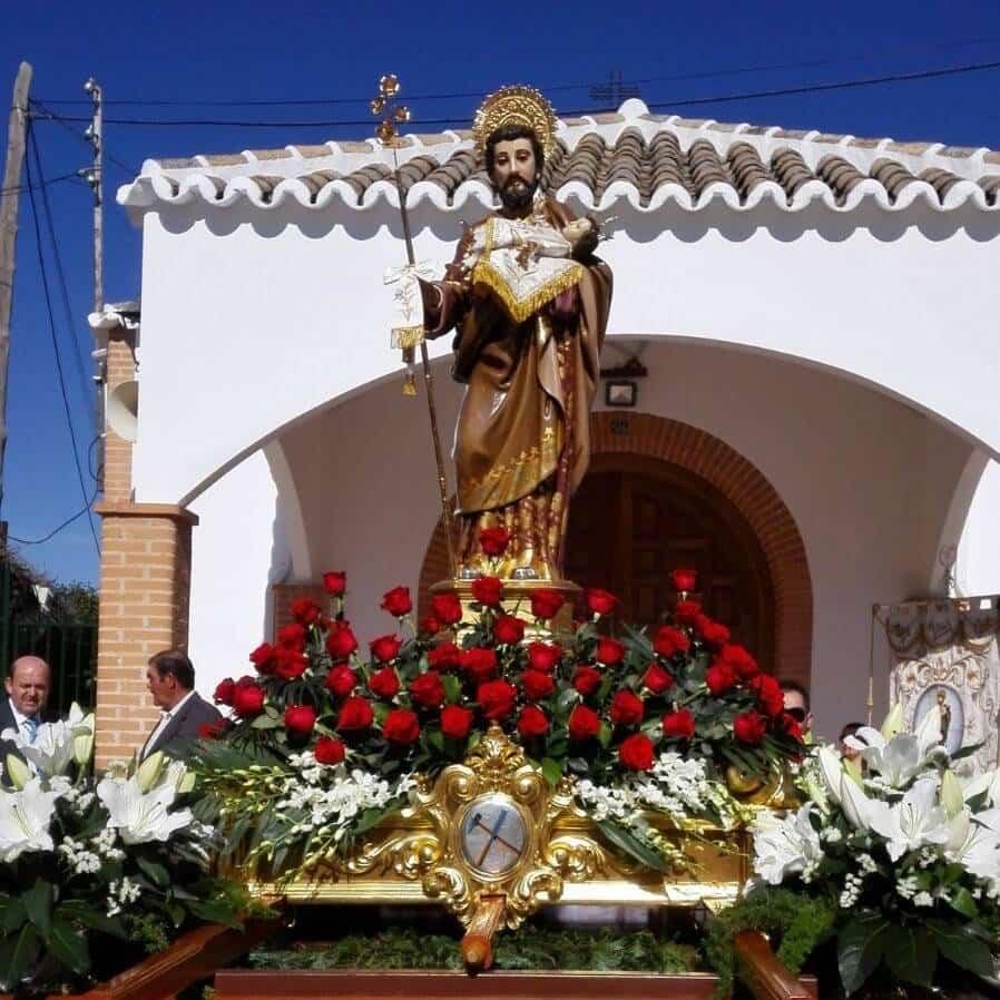ermita san jose herencia - Detenidos los autores del robo en la ermita de San José en Herencia