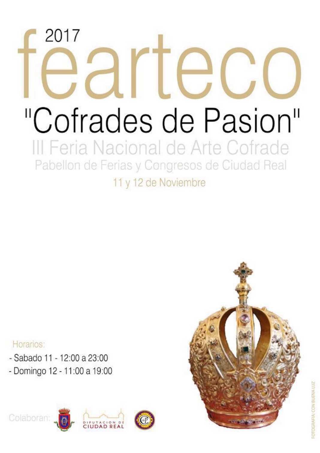 fearteco 2017 cofrades de pasion 1068x1511 - Banda Siete Pasos estará en la III Edición de FEARTECO