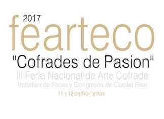 """Cartel de FEARTECO 2017 """"Cofrades de Pasión"""""""