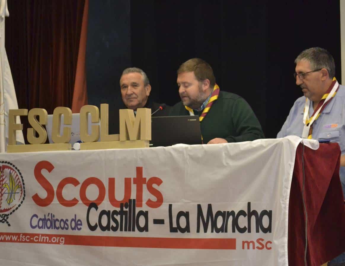 Los scouts de Castilla-La Mancha se reunieron en Herencia 8