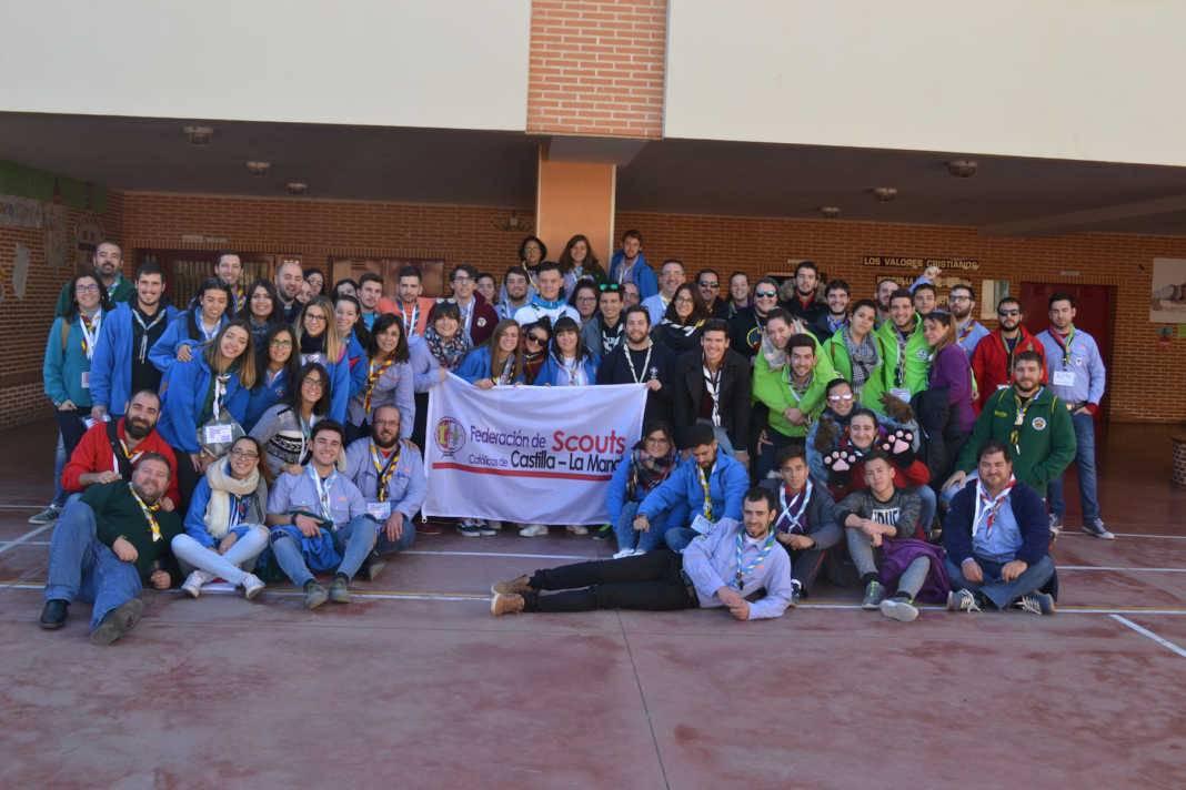 foro scouts herencia clm 1068x712 - Los scouts de Castilla-La Mancha se reunieron en Herencia