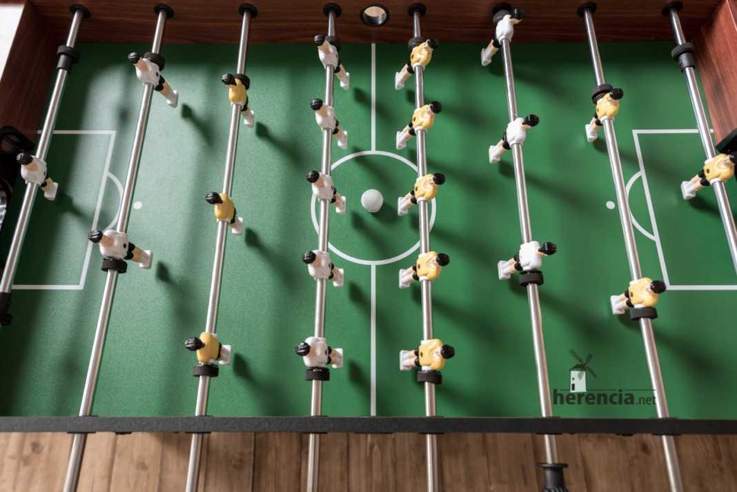 I Campeonato de Futbolín por parejas en Herencia 1