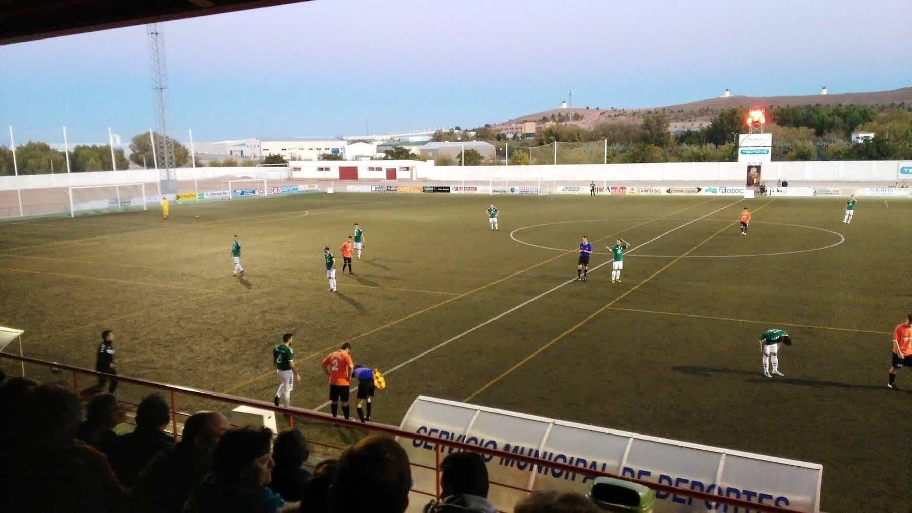 herencia cf los llanos futbol 1 - Herencia CF superó a Los Llanos en un partido con resultado 2-0