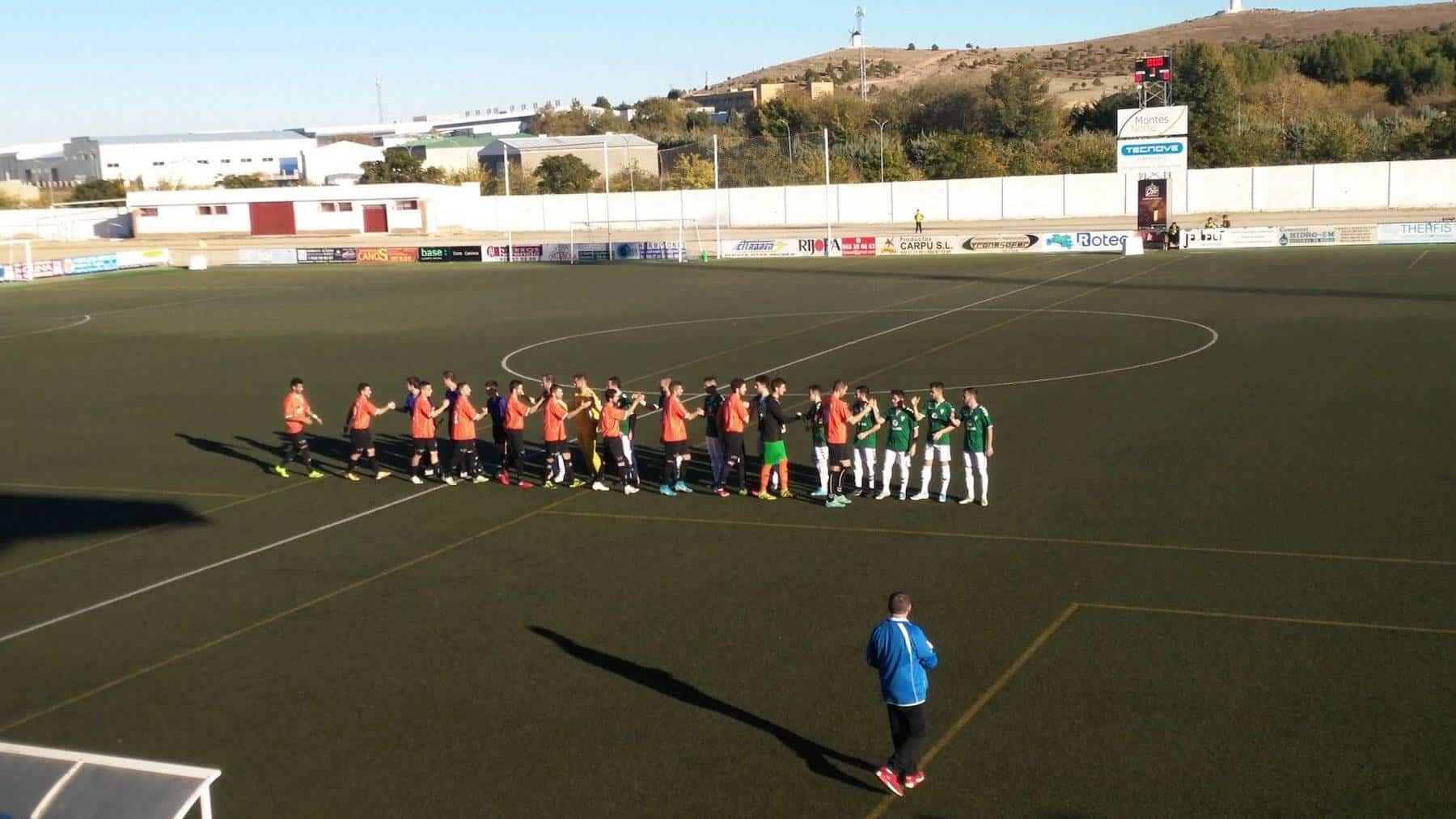 herencia cf los llanos futbol 2 - Herencia CF superó a Los Llanos en un partido con resultado 2-0