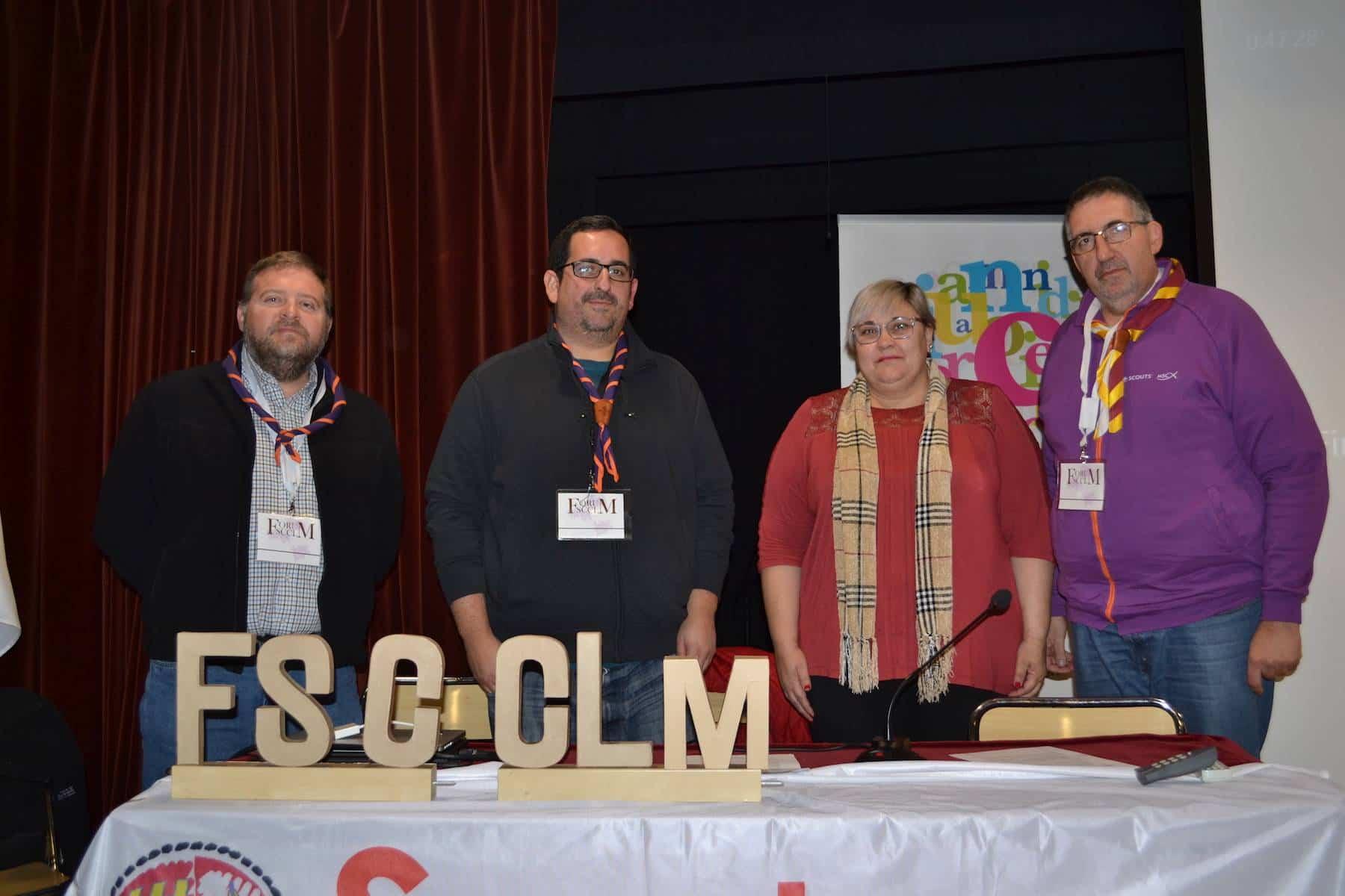 Los scouts de Castilla-La Mancha se reunieron en Herencia 9