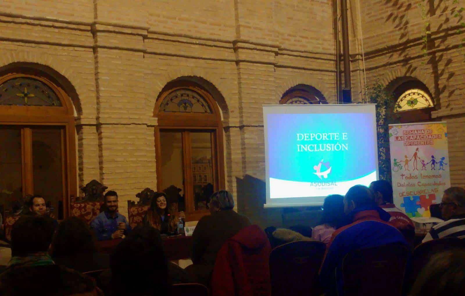 semana de las capacidades diferentes en Herencia - Semana de las Capacidades Diferentes en Herencia