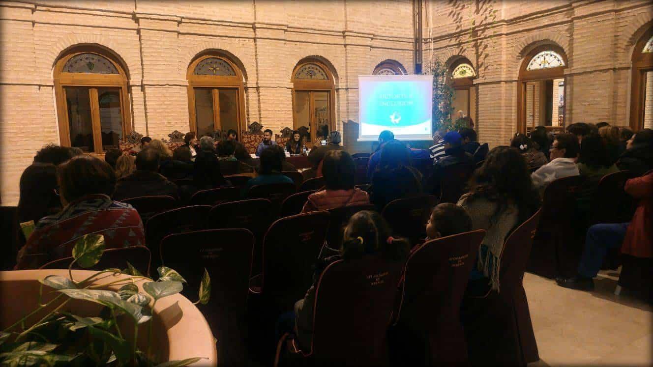 semana de las capacidades diferentes en Herencia1 - Semana de las Capacidades Diferentes en Herencia