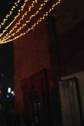 Encendida la iluminación ornamental para la Navidad en Herencia 10