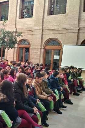 Celebrados los plenos infantiles y juveniles previos al aniversario de la Constitución 23