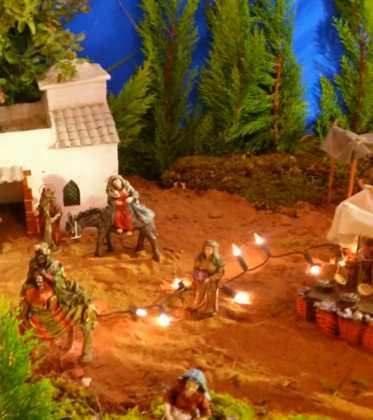 Galería de imágenes de la III Muestra de belenes de Herencia 21