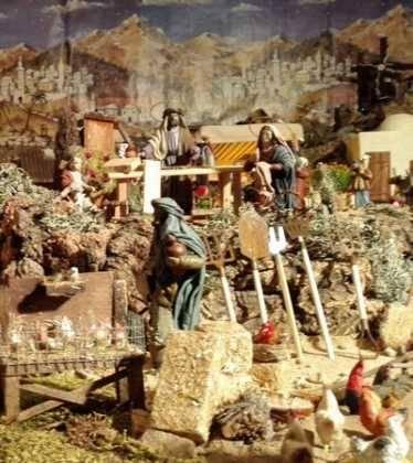 Galería de imágenes de la III Muestra de belenes de Herencia 47