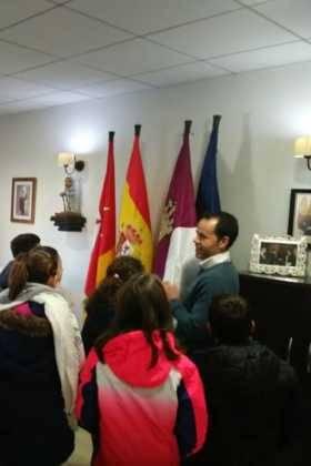 Celebrados los plenos infantiles y juveniles previos al aniversario de la Constitución 20