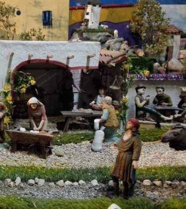 07 Belen de Jesus Lopez Escribano 22Chamusca2202 374x420 - Galería de imágenes de la III Muestra de belenes de Herencia
